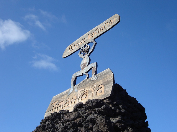 Cosa vedere a Lanzarote Parco Nazionale Timanfaya