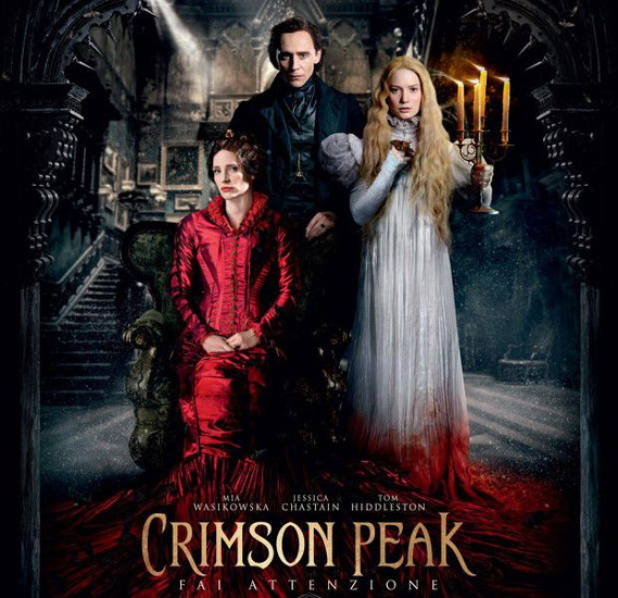 Crimson Peak film horror
