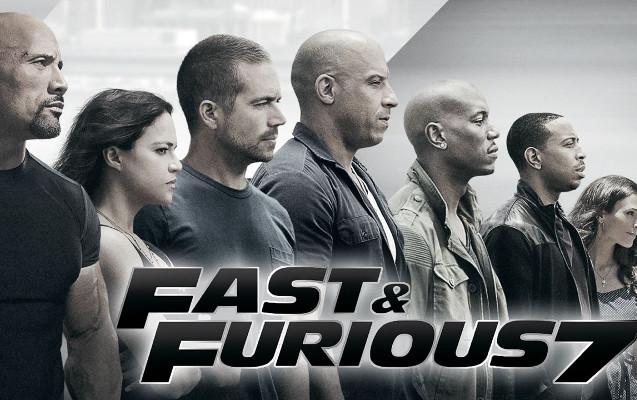 Fast and Furious 7 film azione