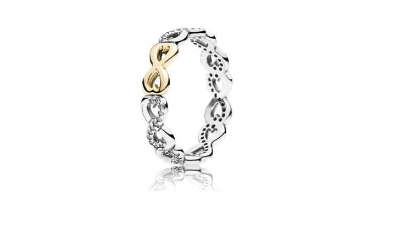 style attrayant véritable élégant et gracieux Fedine Pandora, i modelli più belli in argento, rosa e oro ...