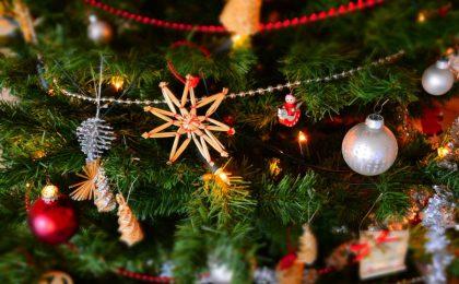 29 idee per addobbare l'albero di Natale in modo originale