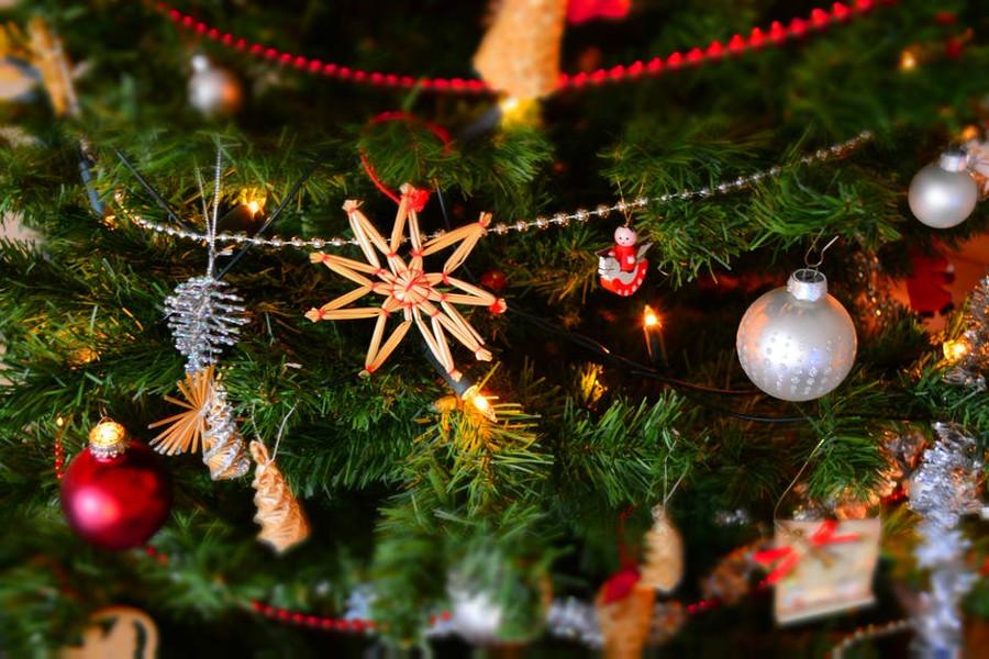 Idee per addobbare l'albero di Natale