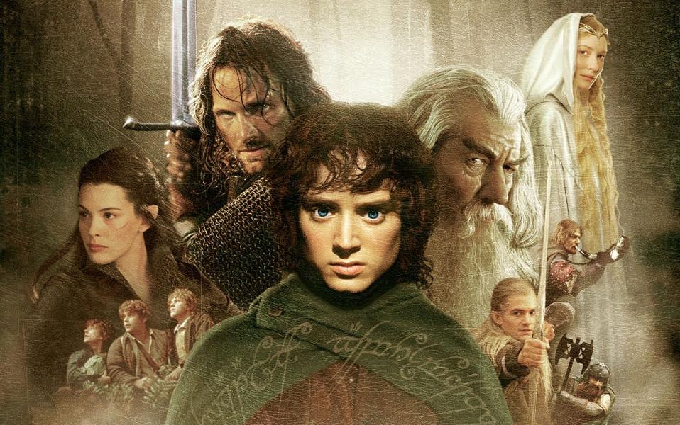 Il Signore degli Anelli film serie TV
