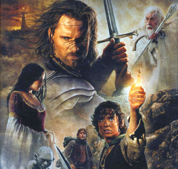 Il Signore degli Anelli film