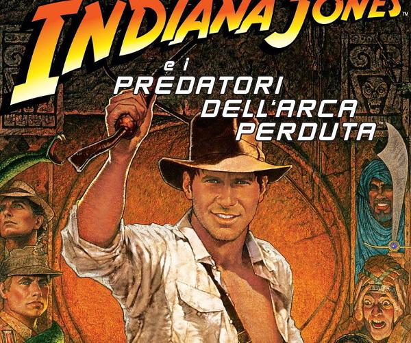 Indiana Jones e i Predatori dell'Arca Perduta film azione