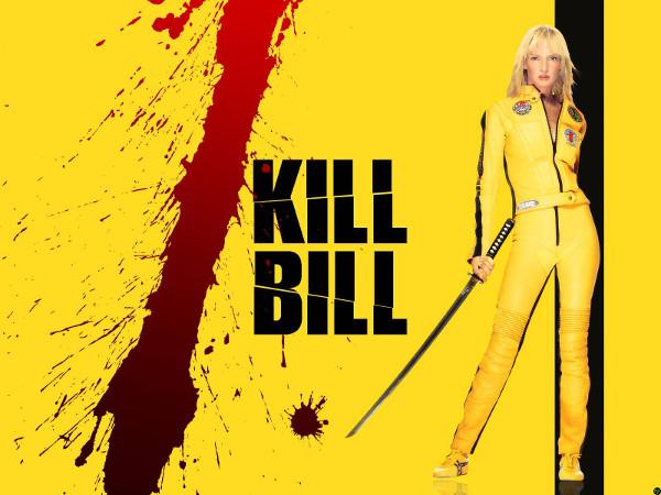 Kill Bill film azione