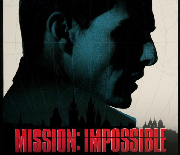 Mission: Impossible film azione