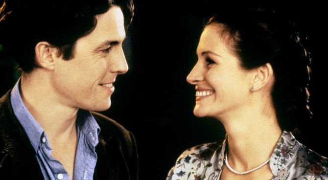 Notting Hill film romantici