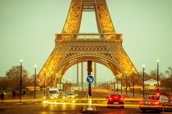 Parigi ponte immacolata