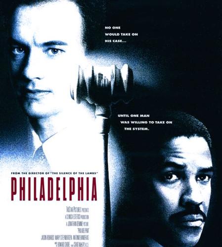 Philadelphia film drammatico