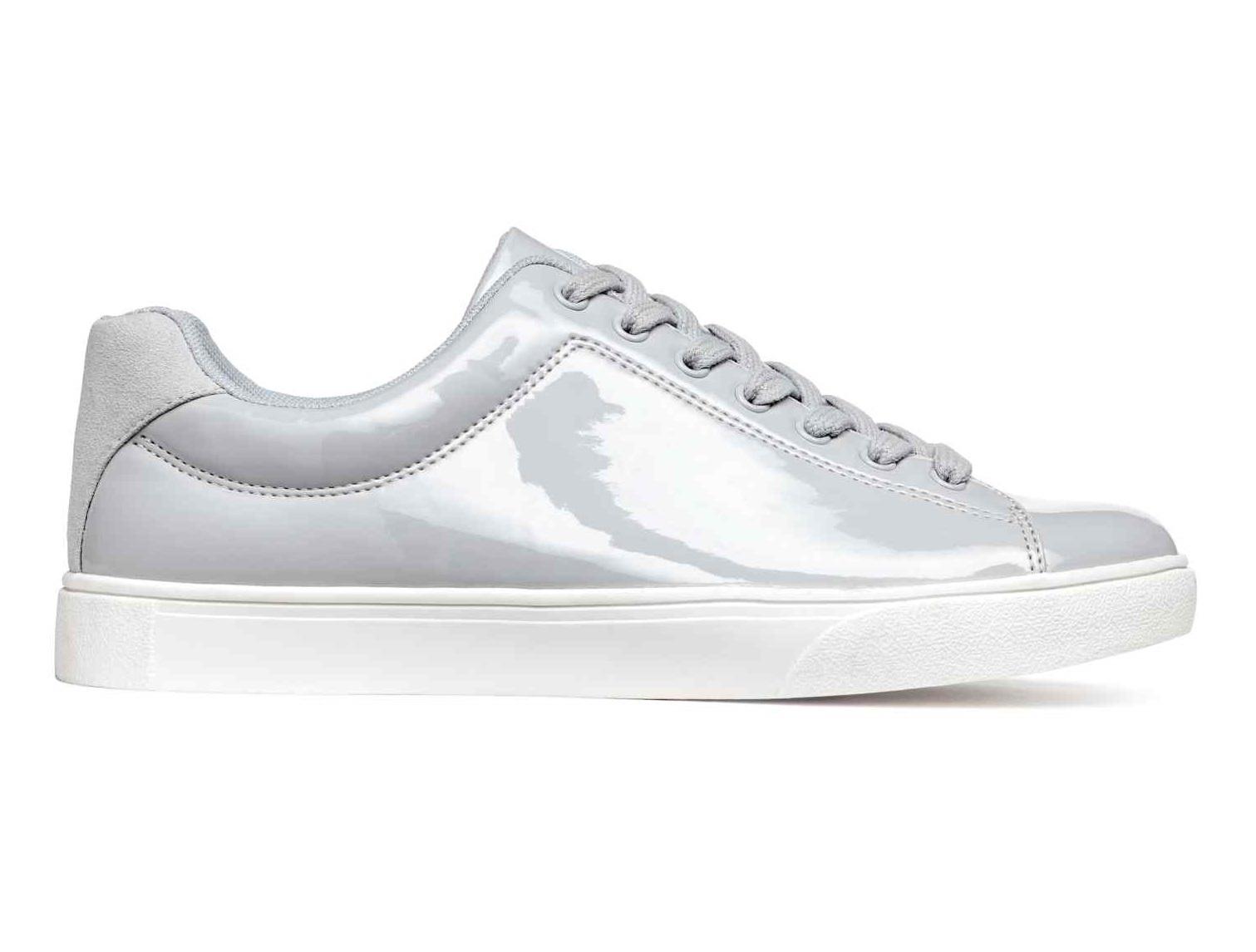 Sneakers argento