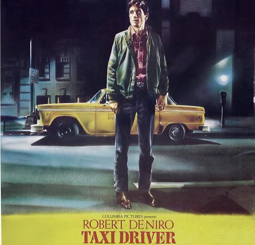 Taxi Driver film drammatico