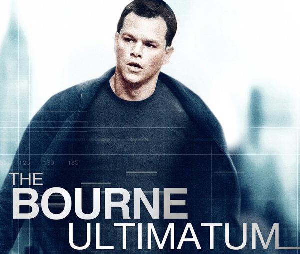 The Bourne Ultimatum film azione