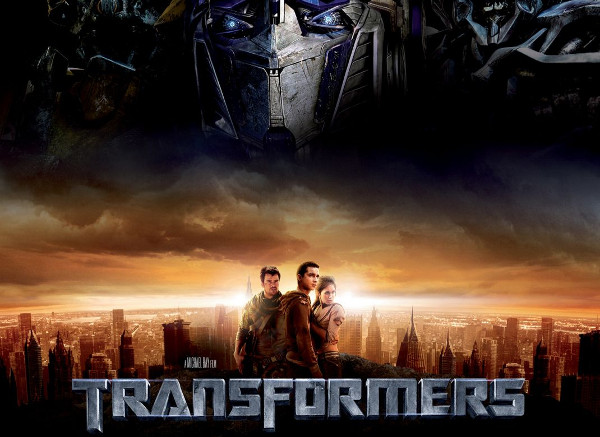 Transformers film azione