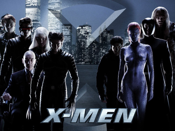 X Men film azione