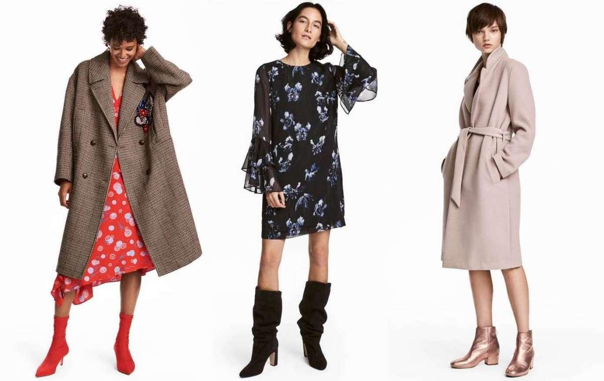 H&M, la collezione di abbigliamento Autunno/Inverno 2017-2018