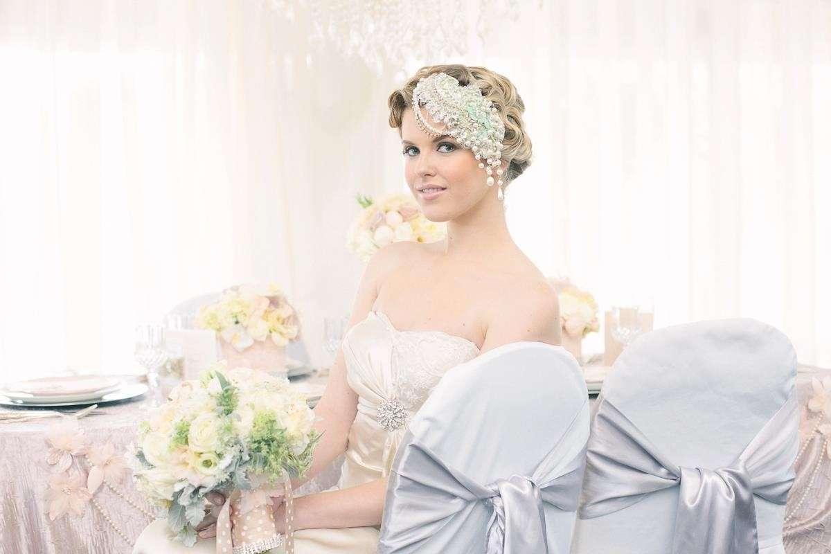 Acconciature sposa per capelli corti: mossi, lisci e ricci
