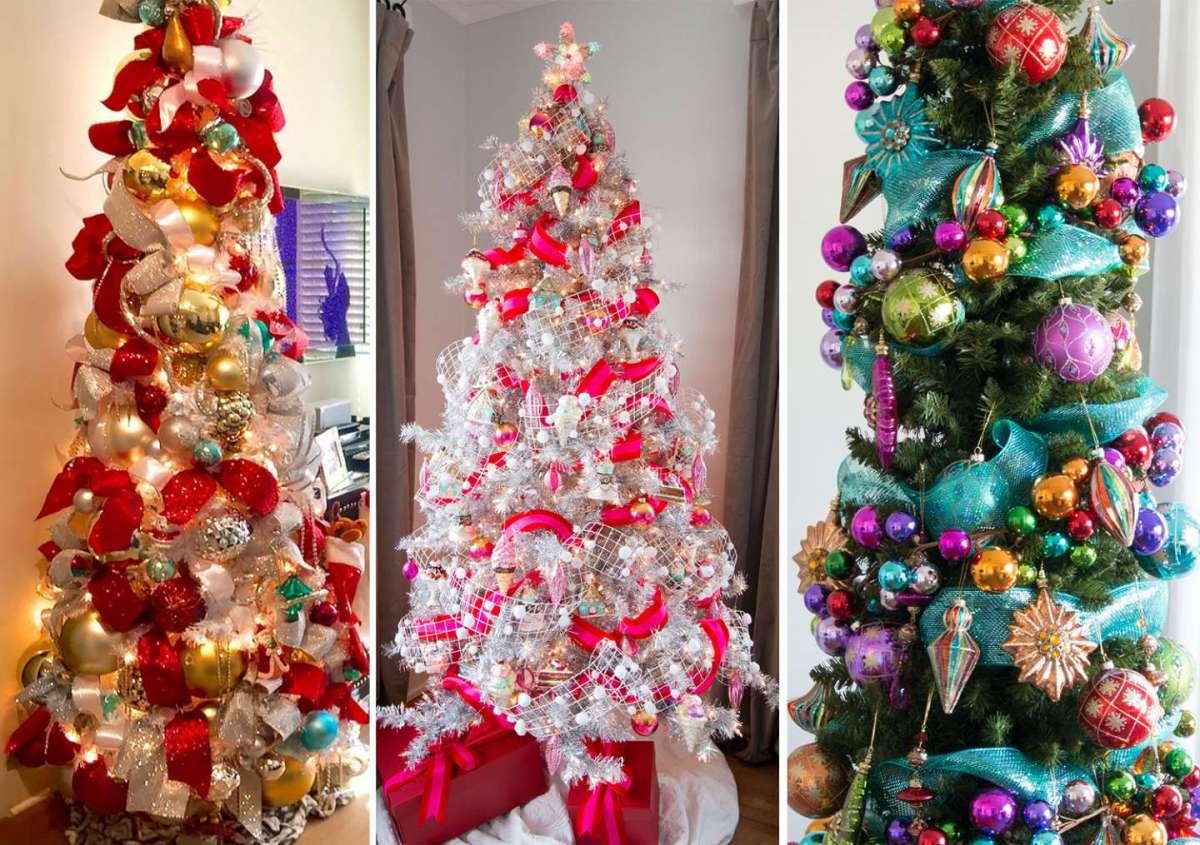 Foto Di Alberi Di Natale Originali.Alberi Di Natale Originali E Particolari Per Gli Addobbi