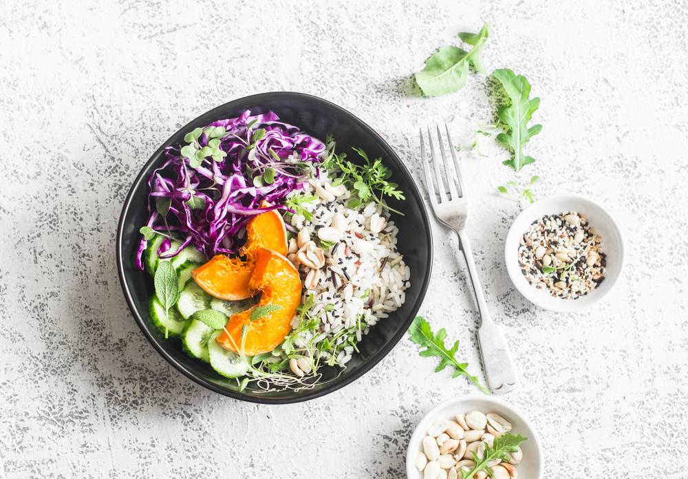 bowl di riso light