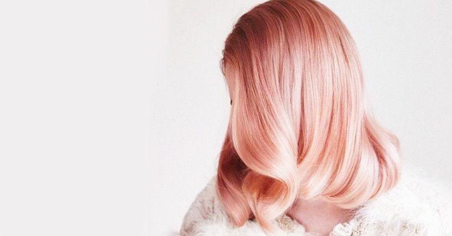 capelli rose gold