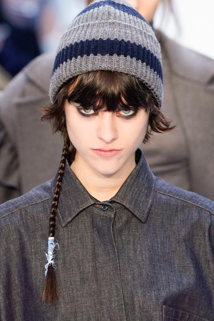 Cappello in lana tendenza inverno