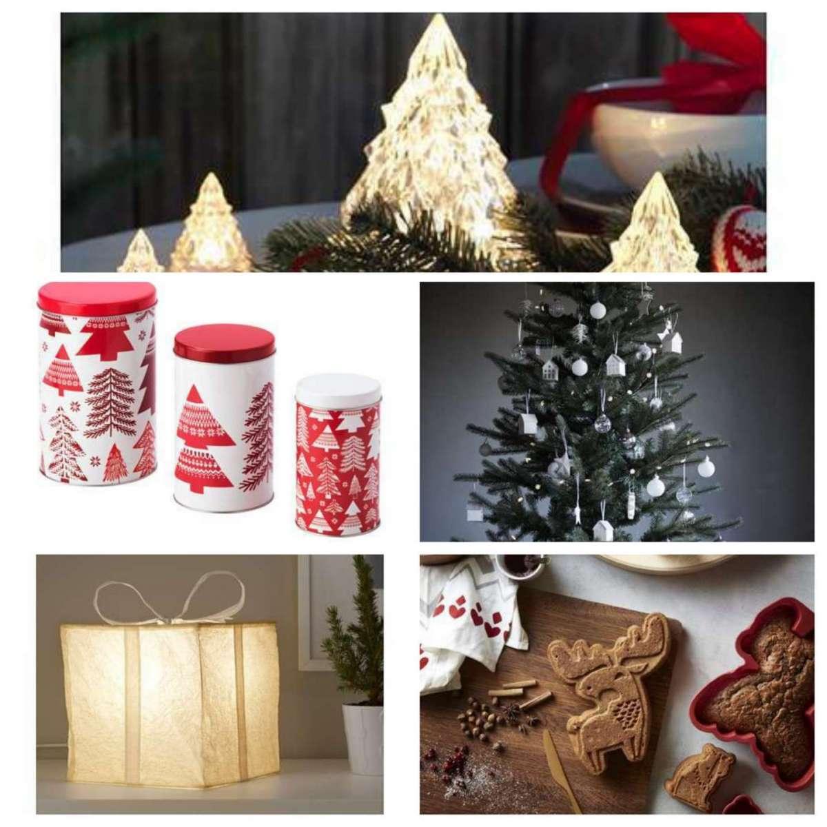 Ikea natale 2017 le decorazioni e gli accessori a tema - Decorazioni natalizie ikea 2017 ...