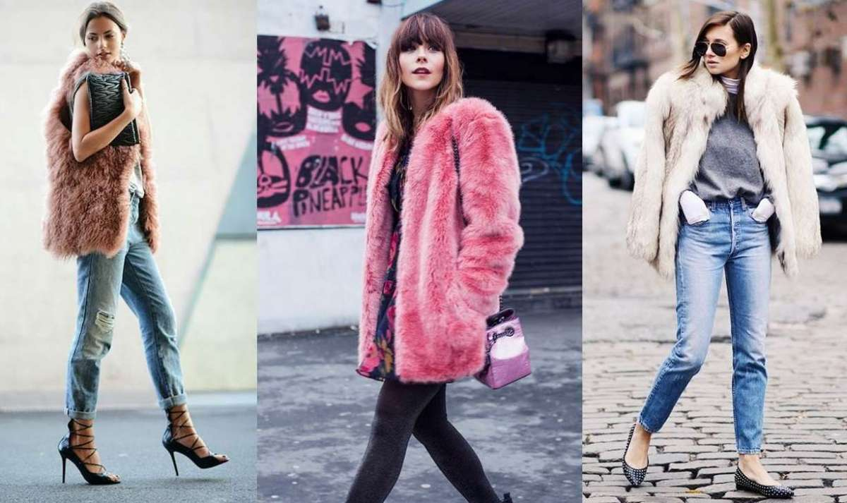Come abbinare la pelliccia ecologica ai look consigli per outfit fashion