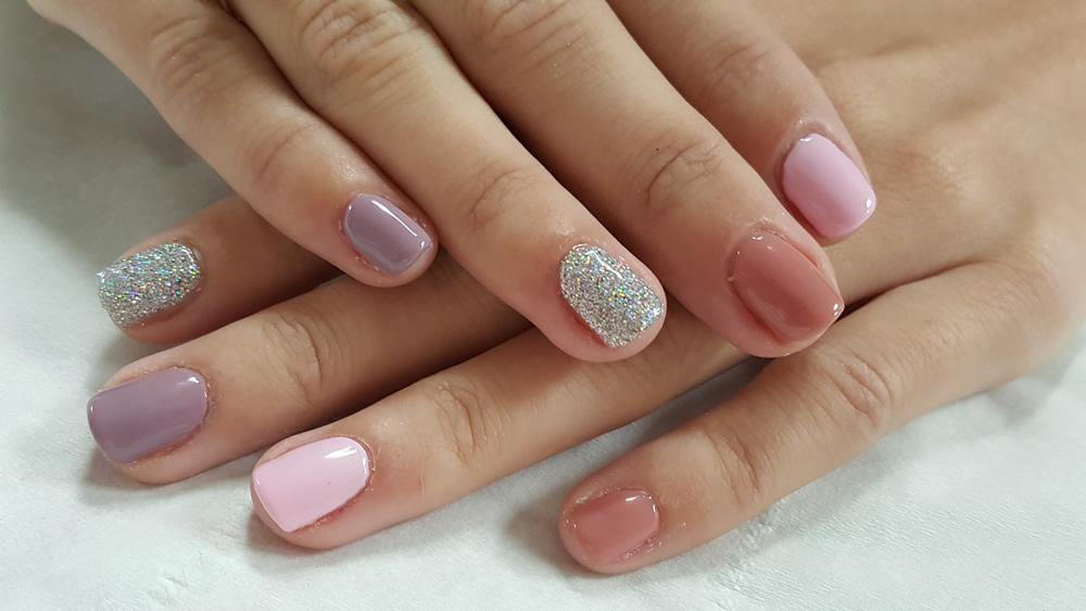 come fare le unghie gel