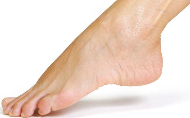 curcuma piedi