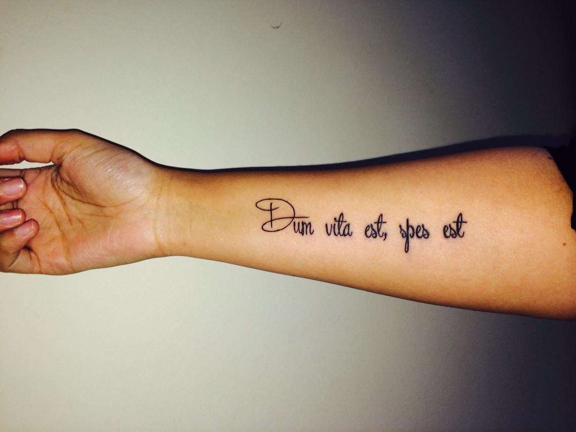 Frasi Latine Le Più Belle E Famose Per I Tatuaggi Pourfemme