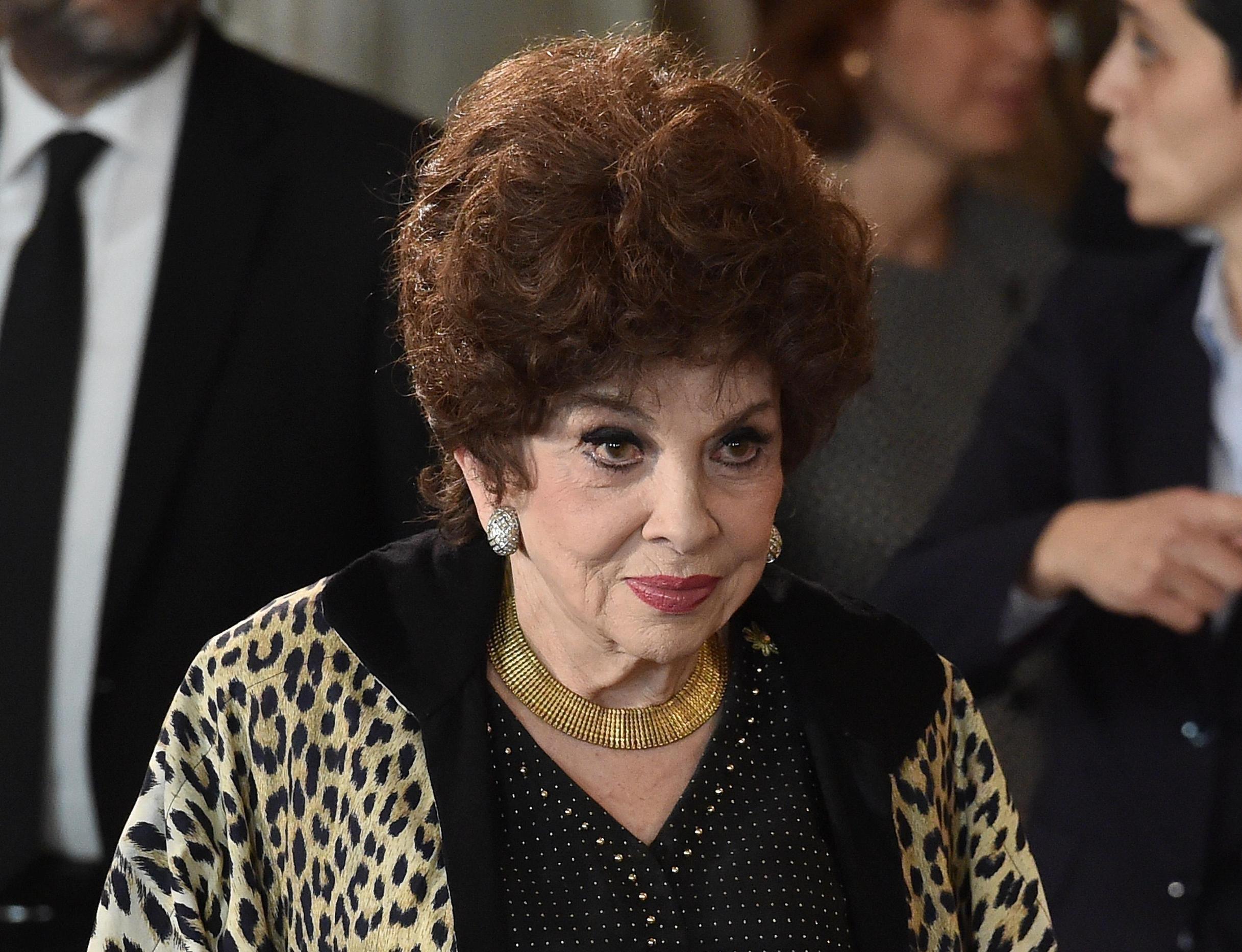 Gina Lollobrigida a Porta a Porta: Sono stata violentata due volte da due uomini potenti