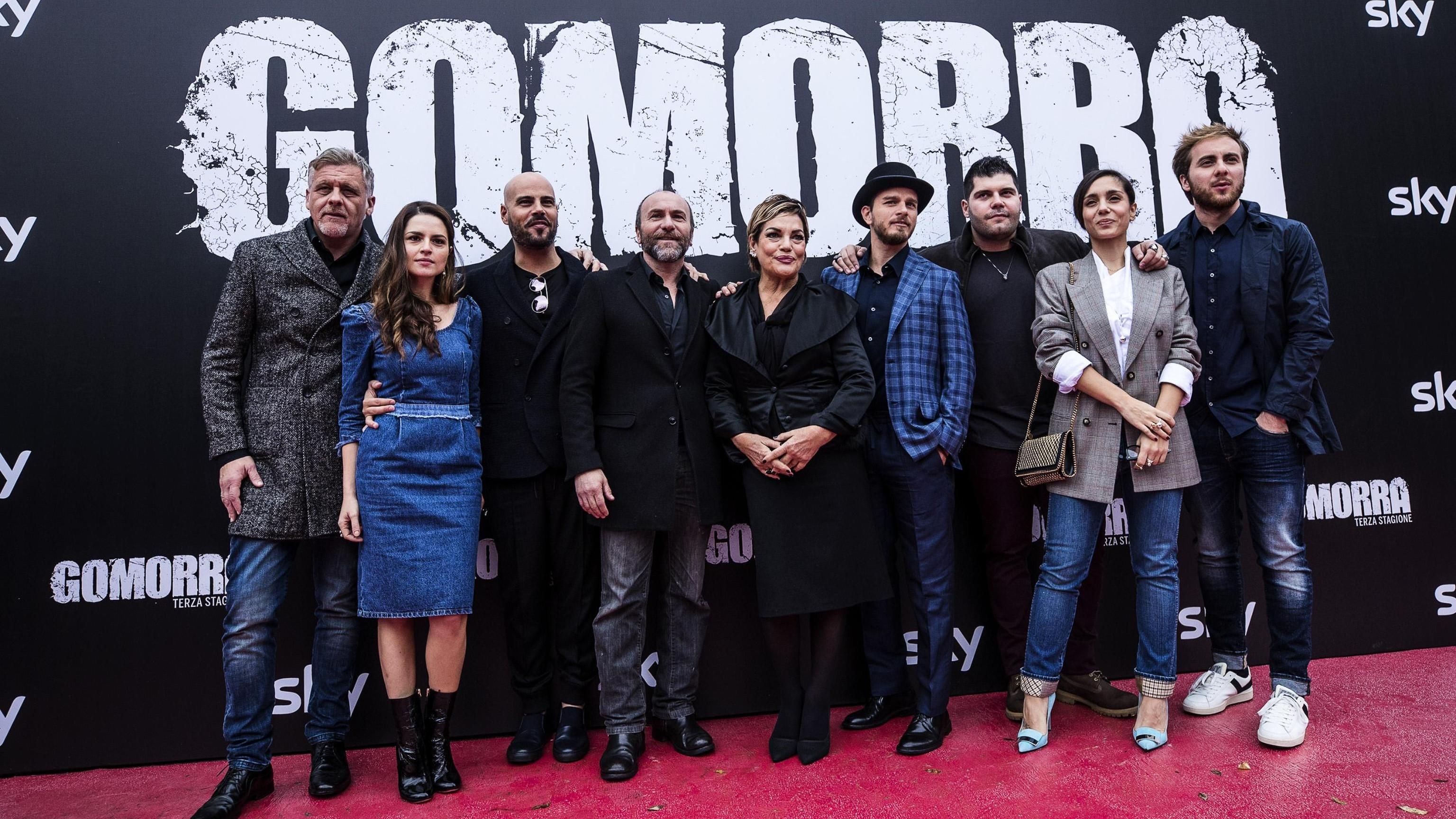 Gomorra, terza stagione: trama, cast, date, puntate e anticipazioni