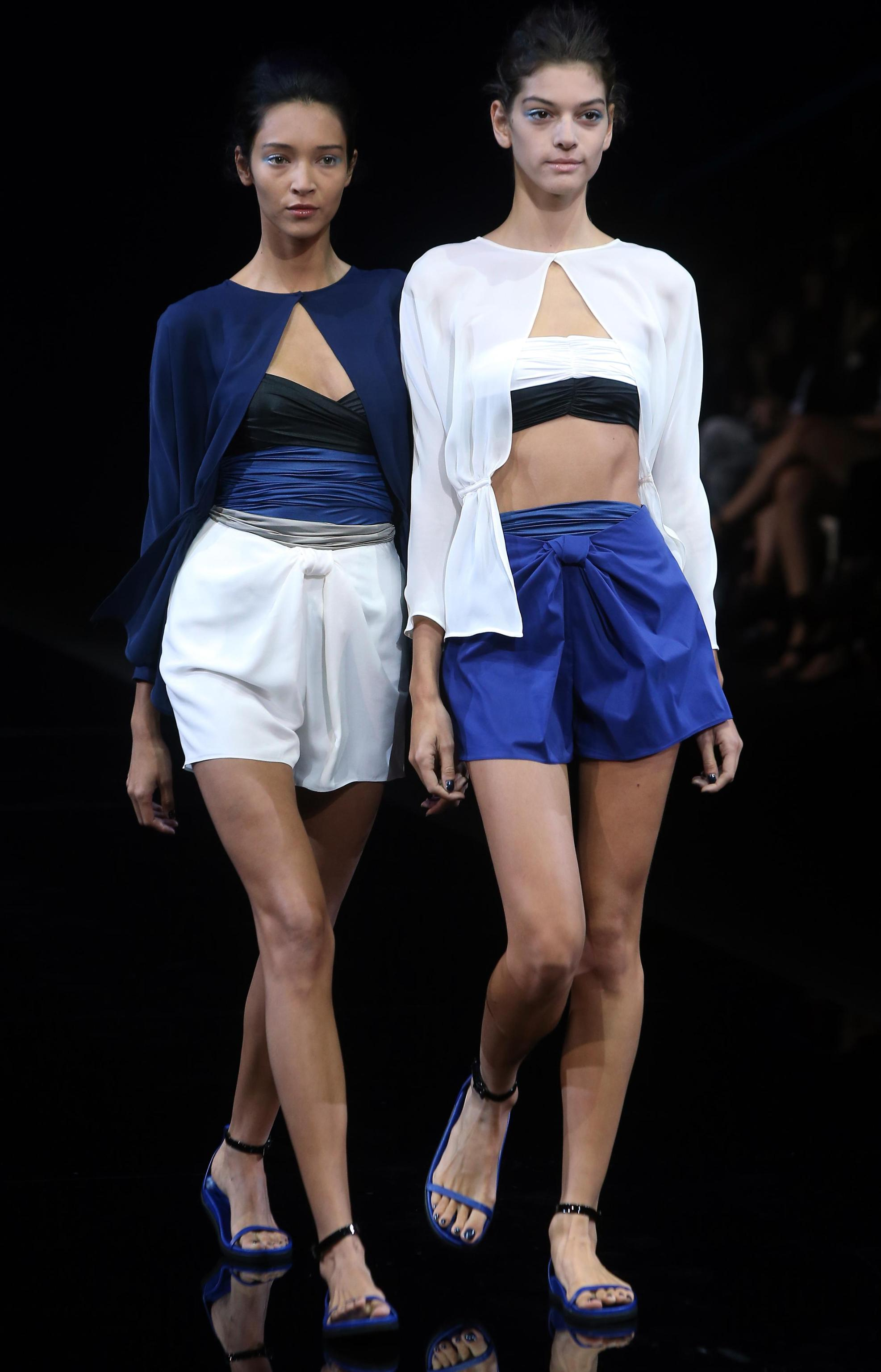 Milan Fashion Week: Emporio Armani