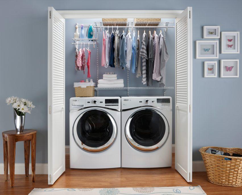 Angolo Lavanderia Stireria : Organizzare la lavanderia stireria di casa consigli utili