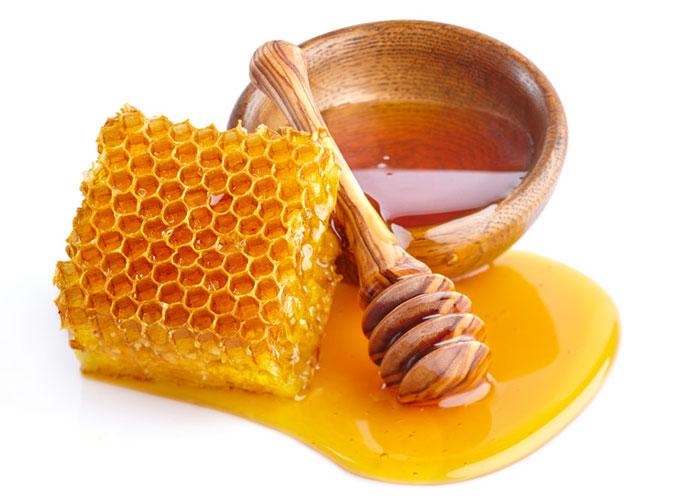maschera curcuma e miele