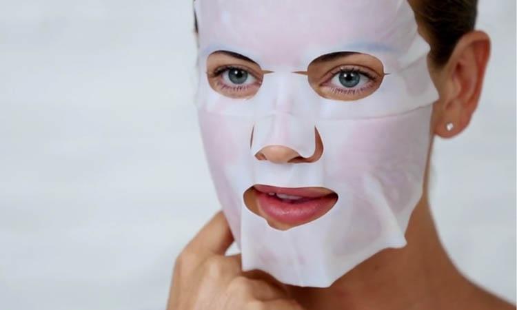 maschere in tessuto cosa sono come si usano