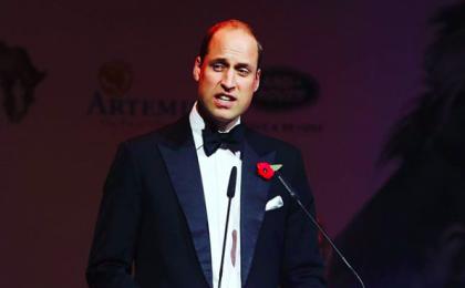 Il principe William confessa: Ho bisogno degli stuzzicadenti per non addormentarmi