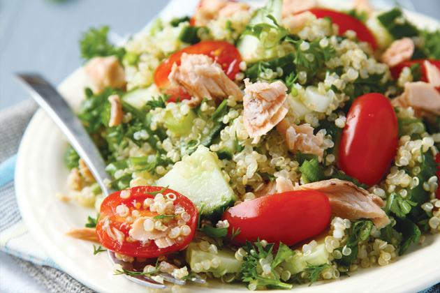 quinoa condimenti