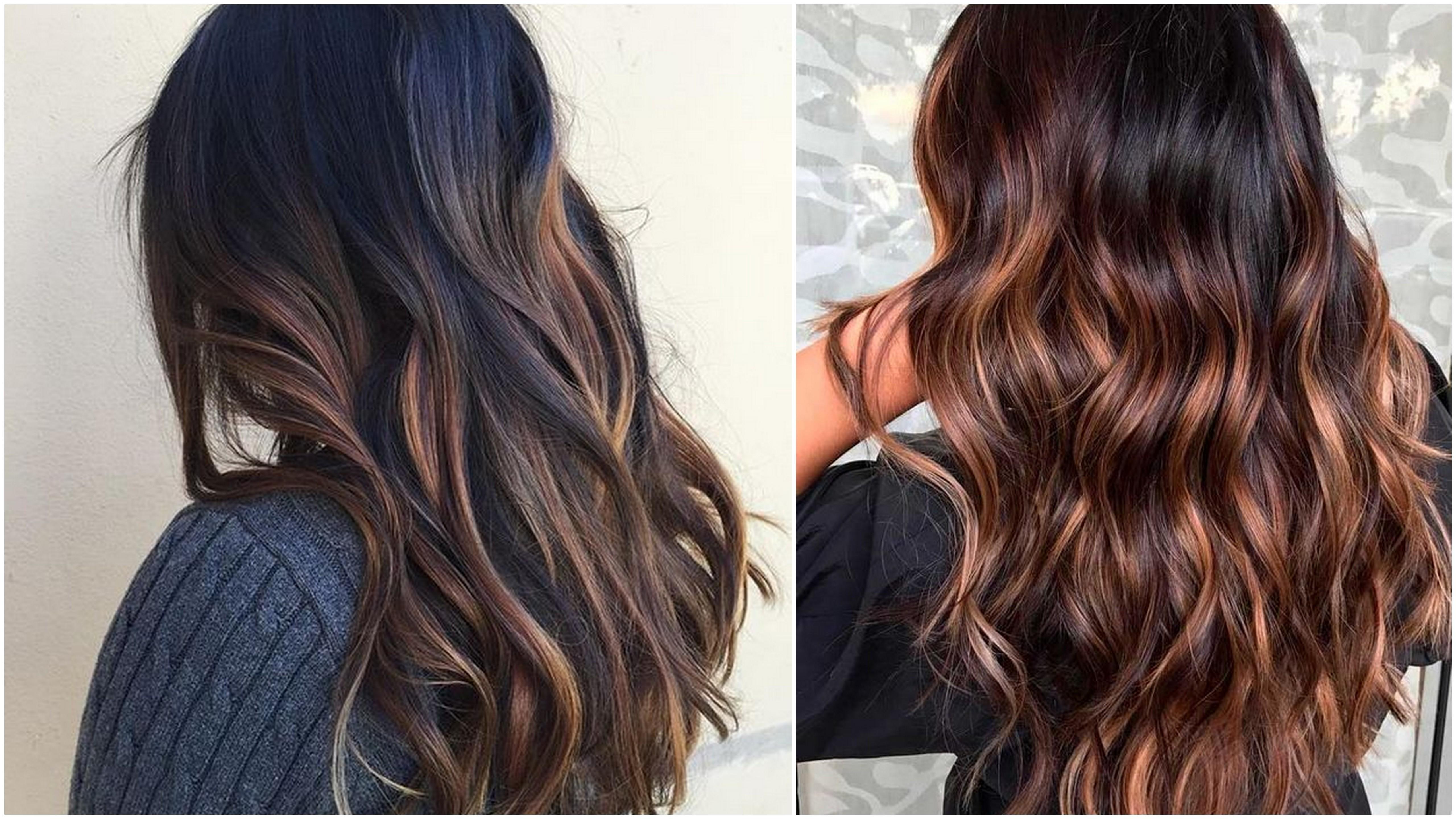 Shatush su capelli scuri  quale colore scegliere e come farlo ... 7ea41adf9a0e