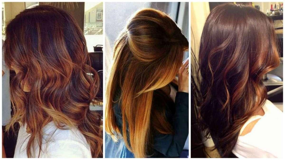Shatush rame, il rosso per capelli castani: come farlo e a chi sta bene