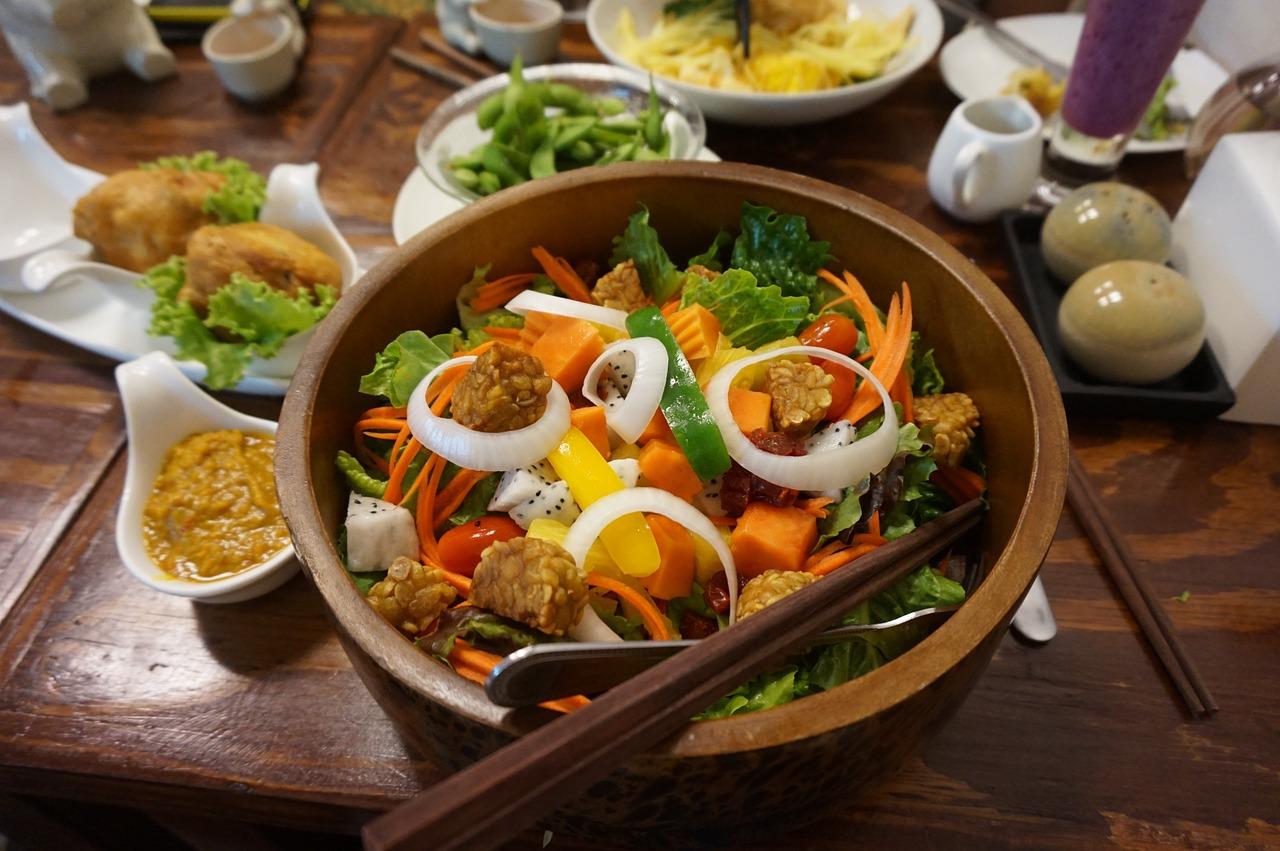 tempeh proteine vegetali