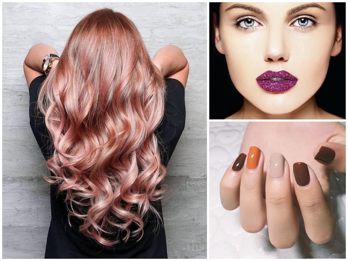 trend beauty instagram 2017