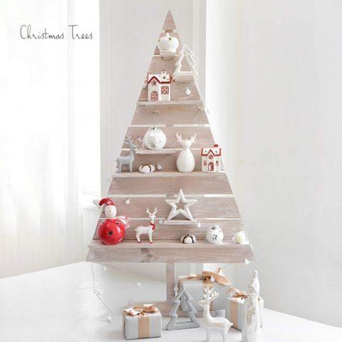 Albero Natale legno
