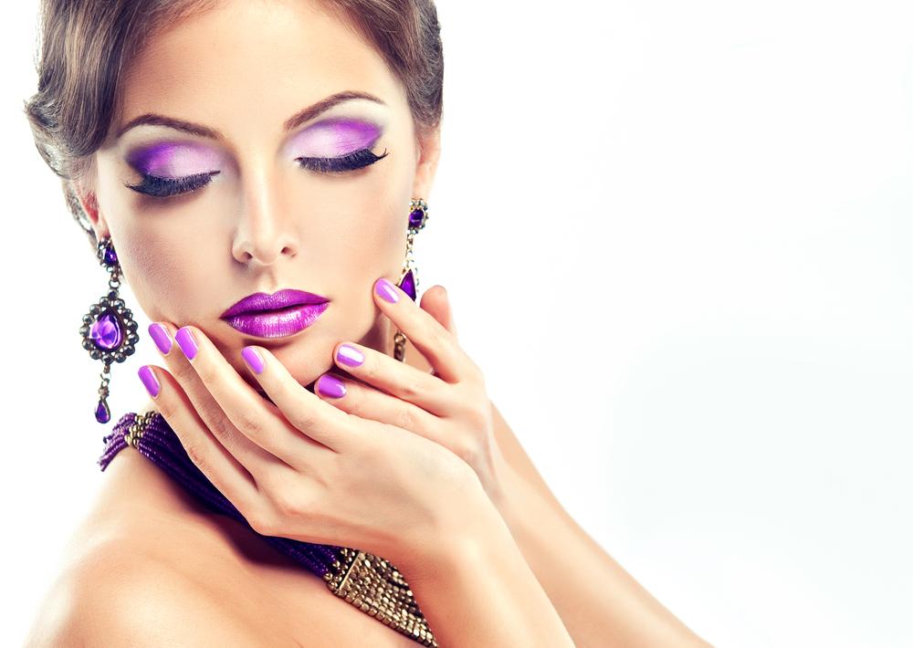 ultra violet nel make up