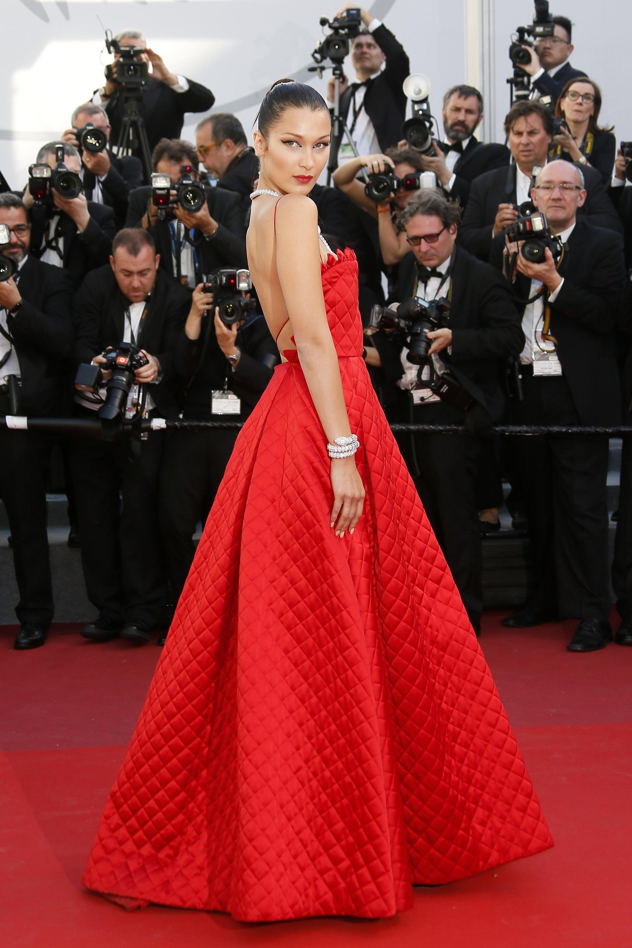 Le donne più eleganti dell'anno Bella Hadid