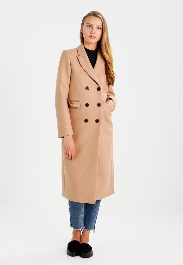 Cappotto cammello Ivy & Oak abbigliamento saldi invernali 2018