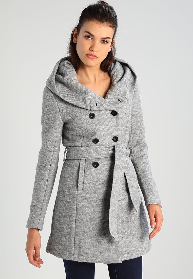 Cappotto grigio Only abbigliamento saldi invernali 2018