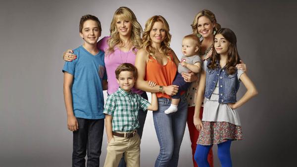 Le Amiche di Mamma serie TV