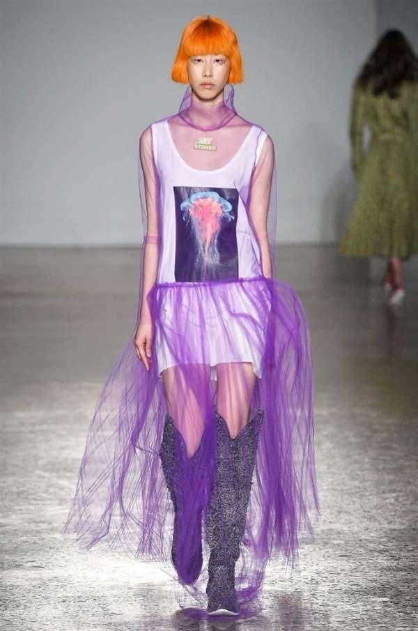Look Ultra Violet Cristiano Burani