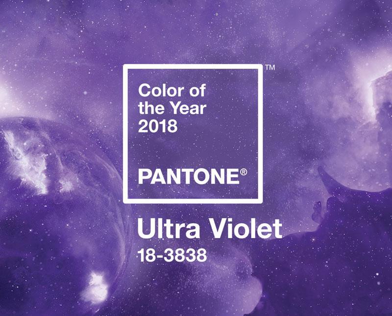 Pantone 2018, Ultra Violet